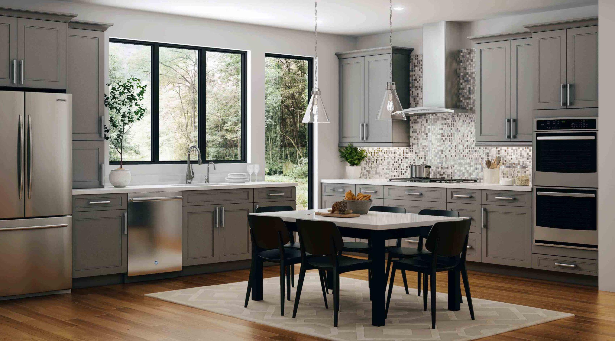 Fashion Dove Kitchen