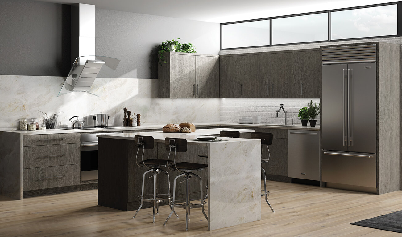 Matrix Greystone Kitchen