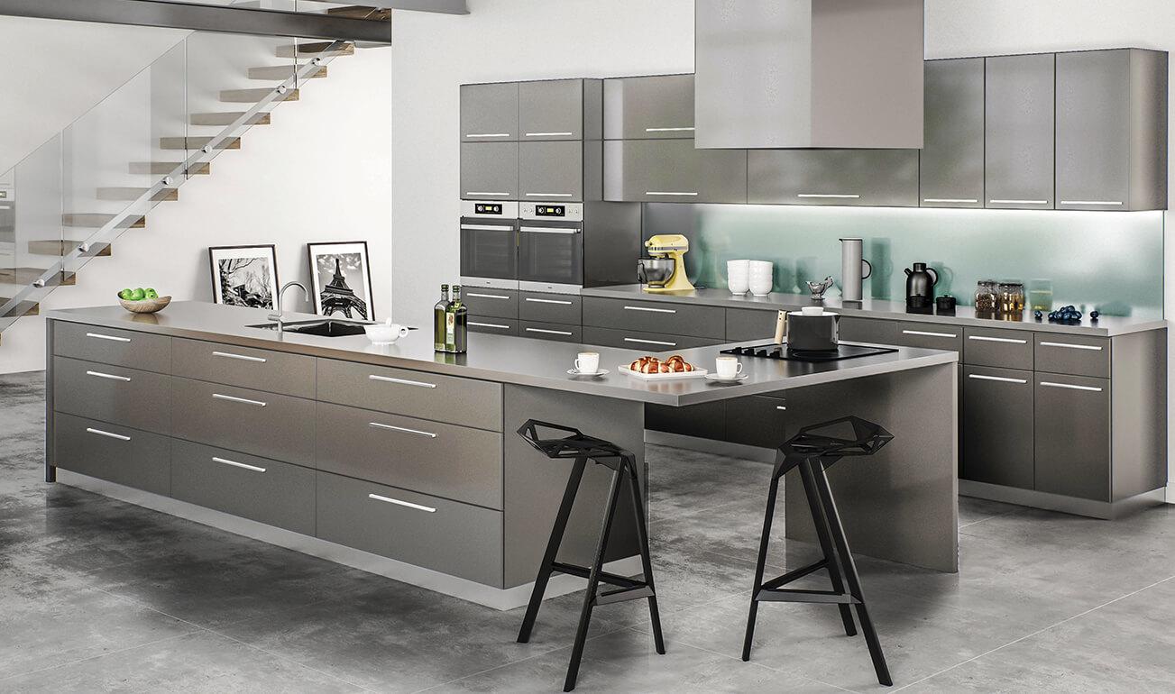 Milano Slate Kitchen